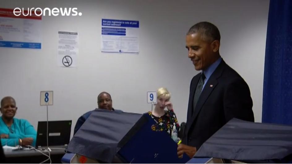 Obama, Obama tai thanh pho que huong Chicago