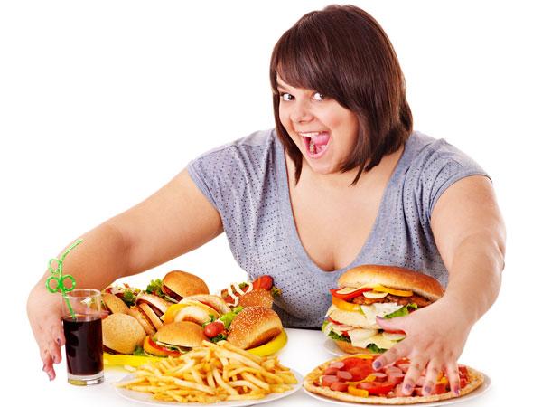 thói quen gây béo bụng