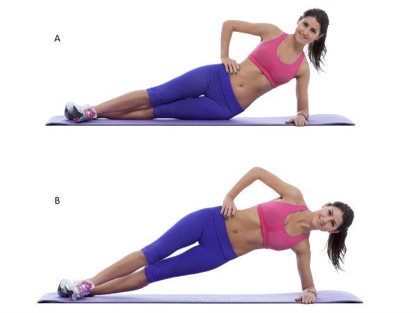 Bài tập Plank ngày 15-20