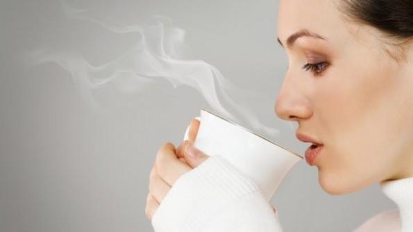 lợi ích uống nước ấm
