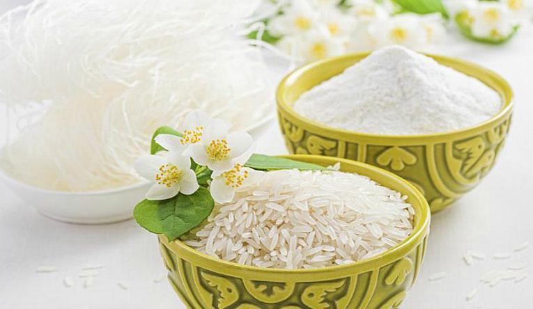 nước gạo làm đẹp