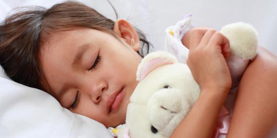 Thời gian ngủ lý tưởng cho trẻ theo từng giai đoạn