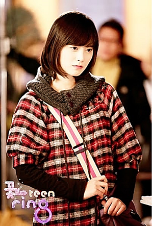 Goo Hye Sun trong phim thần tượng Boys over Flowers
