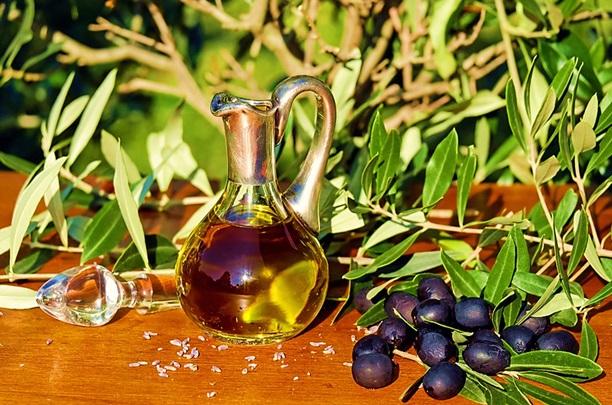 Dầu Olive tự nhiên