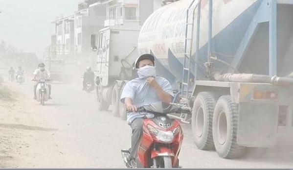Việt Nam đứng thứ 123/132 nước về chất lượng không khí