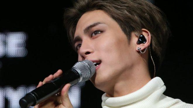 Ngôi sao K-Pop Jonghyun