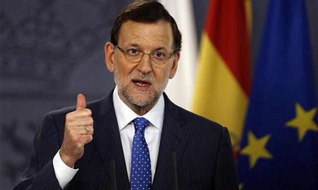 Thủ tướng Tây Ban Nha Mariano Rajoy mong muốn sự thống nhất quốc gia