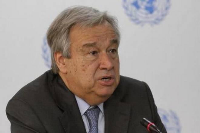 Tổng thư ký Liên hợp quốc António Guterres