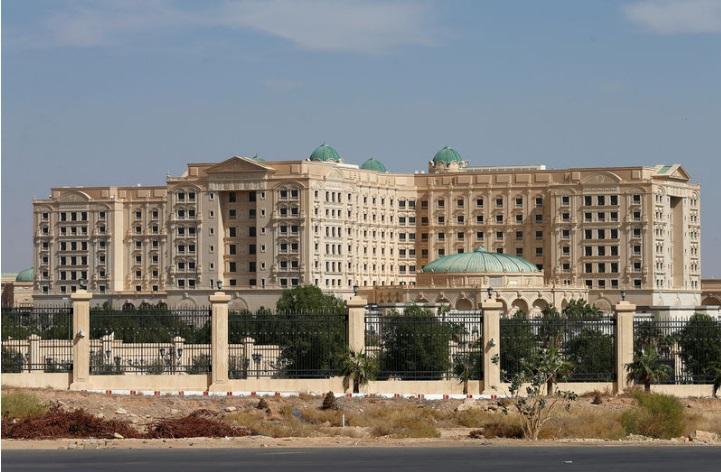 Nhà tù khách sạn 5 sao ở Ả-rập Xê-út