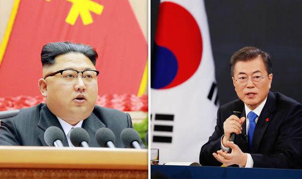 cuộc họp thượng đỉnh liên Triều
