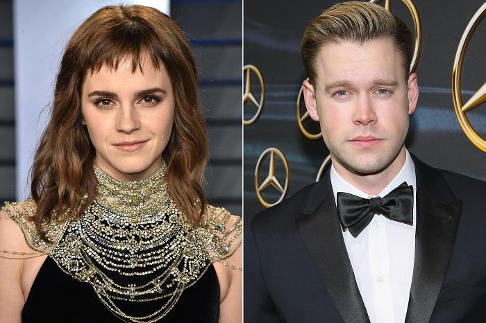 Emma Watson và Chord Overstreet