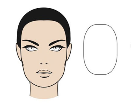 mặt dài