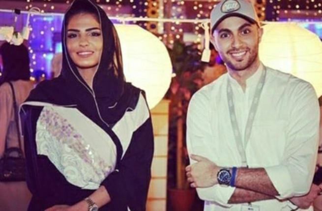 Công chúa Ameera bên tỷ phú Khalifa bin Butti al-Muhairi