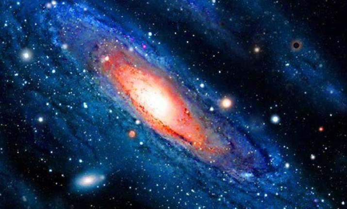 Kính viễn vọng Hubble phát hiện các dải ngân hà cách trái đất hàng tỷ năm ánh sáng