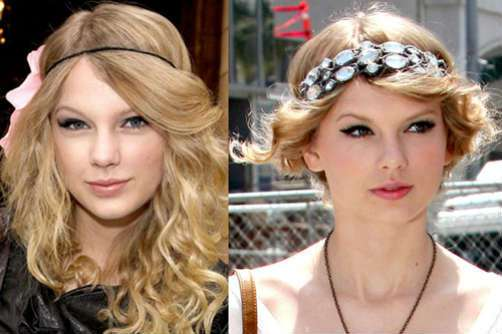 Kiểu tóc Hy lạp của Taylor Swift