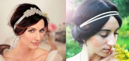 kiểu tóc Hy Lạp dành cho cô dâu