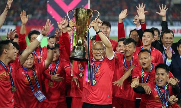 Đội tuyển Việt Nam vô địch Cúp AFF Suzuki Cup 2018