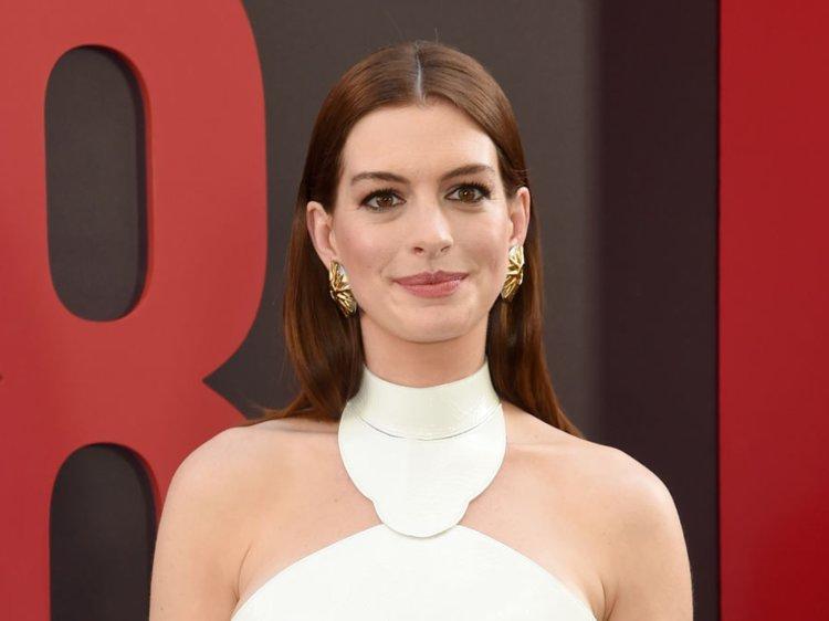Sao thế giới nói không với rượu_Anne Hathaway