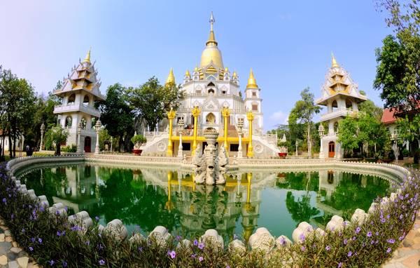 Top 20 ngôi chùa Phật giáo đẹp nhất thế giới_Chùa Bửu Long