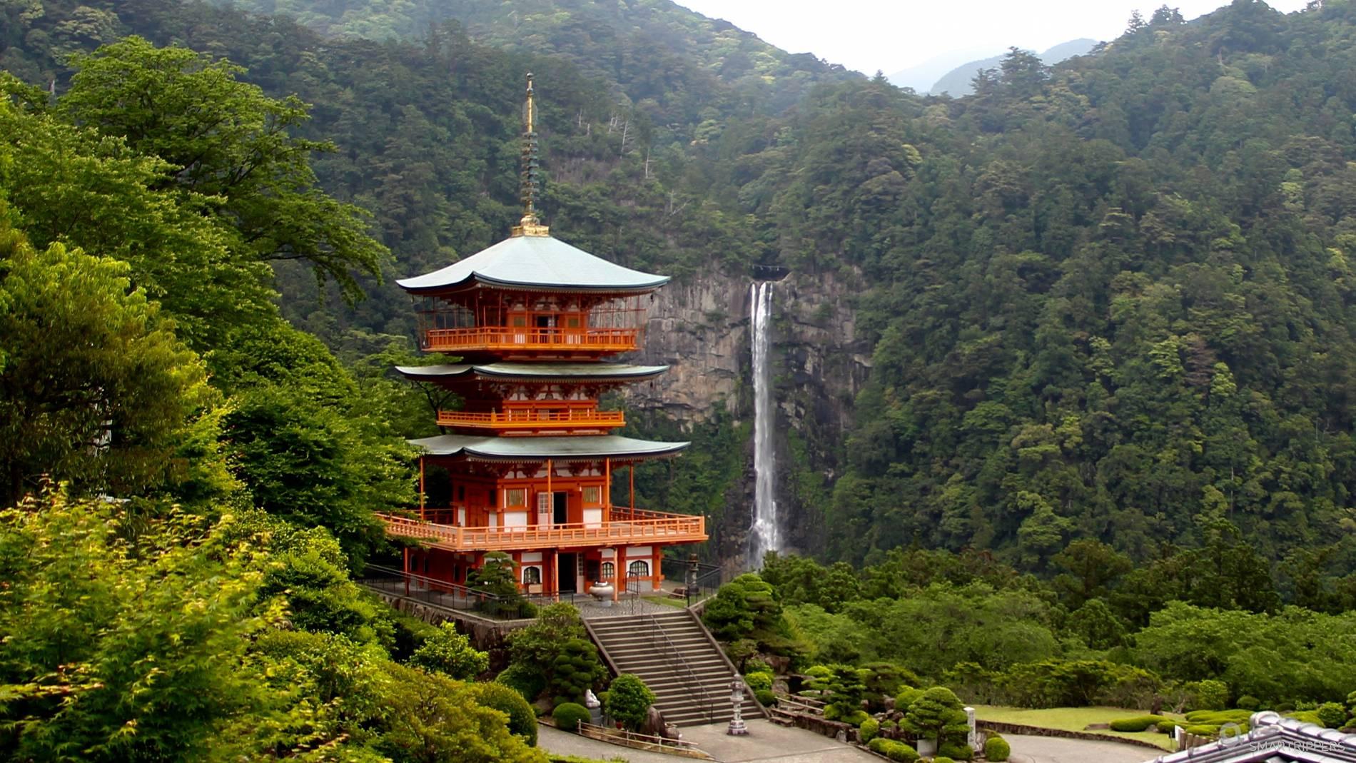 Top 20 ngôi chùa Phật giáo đẹp nhất thế giới_Chùa Seiganto-ji ở Nhật Bản