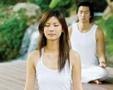 Yoga giúp cải thiện khả năng tình dục.