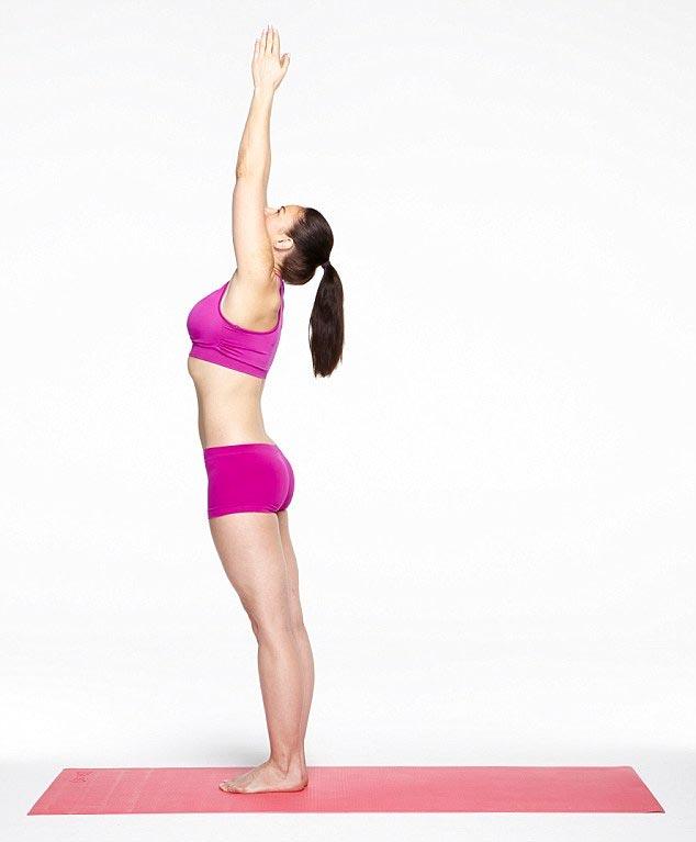 Tập 1 phút chống đau lưng