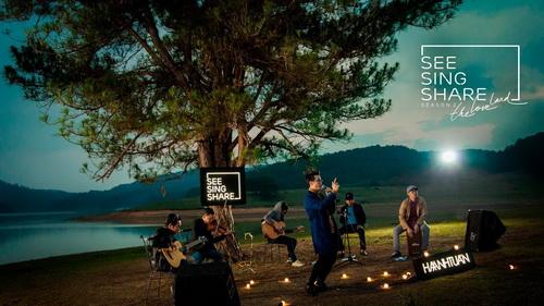 Dự án âm nhạc See.Sing.Share của ca sĩ Hà Anh Tuấn đã làm mới nhiều ca khúc hit cũ.