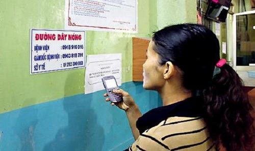 Qua đường dây nóng, Bộ Y tế đã chỉ đạo các bệnh viện tuyến Trung ương và địa phương xử lý khẩn trương kịp thời các vụ việc.