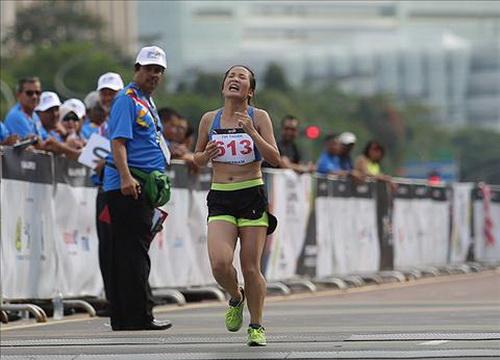 Các VĐV chạy marathon đạt thành tích cao nhờ công sức không nhỏ của vi khuẩn hữu ích đường ruột.