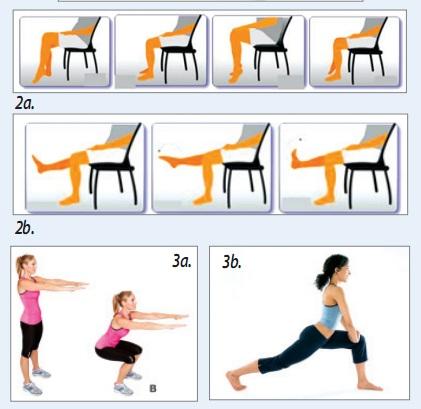 bài tập ngồi tốt cho người suy giãn tĩnh mạch