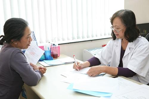 Người bệnh dùng thuốc cần sự tư vấn của bác sĩ chuyên khoa. Ảnh: TM