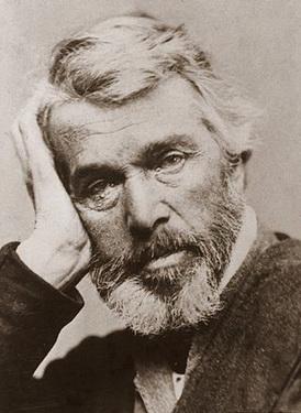 Triết gia, nhà văn, nhà sử học Carlyle (1795-1881).