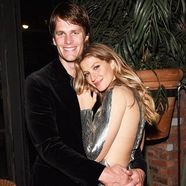 Tom Brady và Gisele Bundchen.