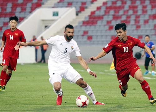 Đội tuyển Việt Nam trưởng thành từ sân chơi châu lục.