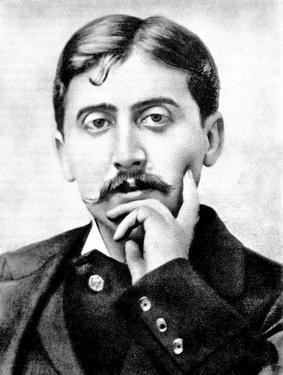 Nhà văn Marcel Proust (1871-1922).