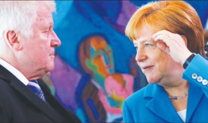Thủ tướng Merkel sẽ phải tính toán làm sao để 2 tuần nữa có một giải pháp an toàn nhất về vấn đề người tị nạn.