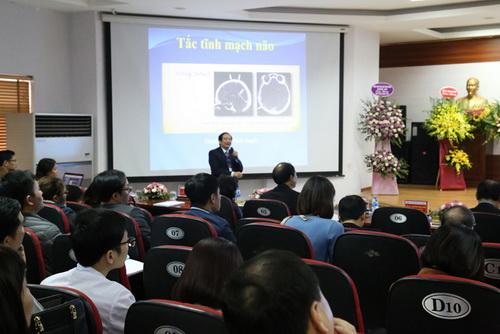 Hội thảo đã thu hút được nhiều báo cáo khoa học quan trọng.