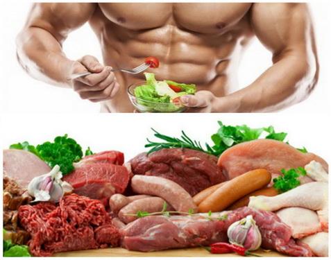Một người tập gym hoặc vận động viên cần ăn nhiều protein hơn bình thường.