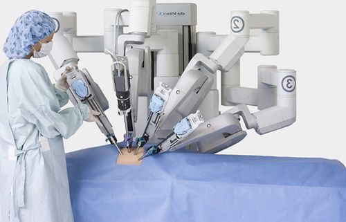 Phẫu thuật robot đang ngày càng được ứng dụng rộng rãi và phát triển mạnh mẽ.