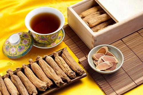 Tây dương sâm trà thích hợp với người âm hư phế nhiệt, đau nhức răng miệng...