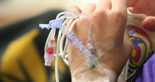 Hóa trị là phương thức điều trị ung thư hiệu quả.