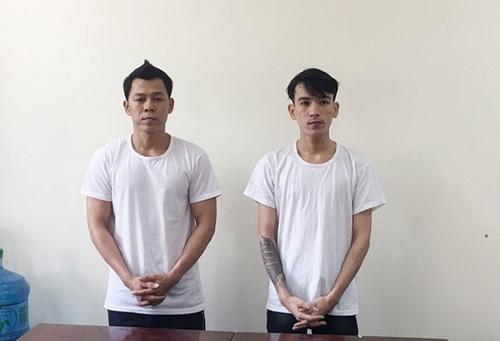 Hai anh em Lê Văn Hoàng và Lê Hoàng Phi hiện đang bị tạm giam để điều tra.