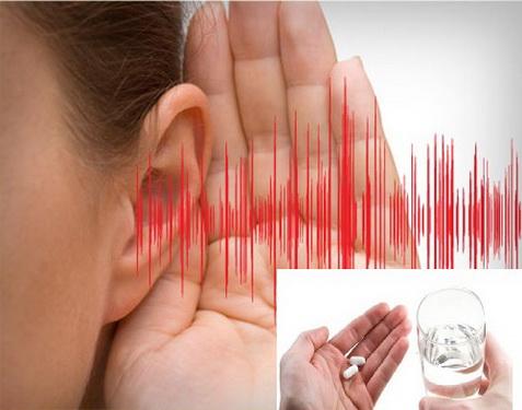 Theo nghiên cứu, hiện có hơn 200 loại dược phẩm gây gây độc tính trên tai.