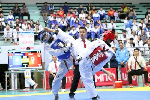 Taekwondo cũng là môn mạnh của TTVN tại SEA Games 30.
