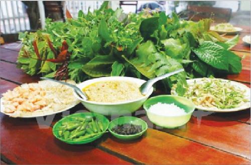 Các món đặc sản ẩm thực của Tây Nguyên đều có ớt đi kèm.