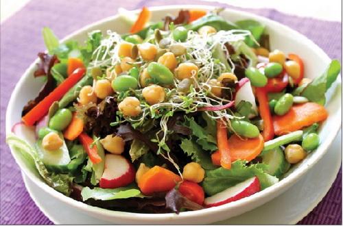 Chế độ ăn nhiều chất xơ hỗ trợ hiệu quả cho người muốn giảm cân.