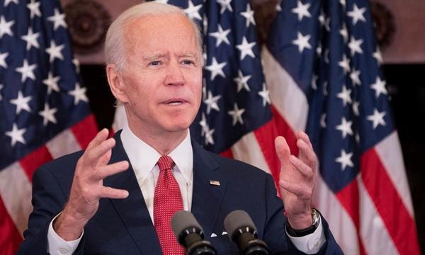 Ứng viên Joe Biden sẽ đối đầu với Tổng thống Trump trong cuộc chạy đua vào Nhà Trắng.