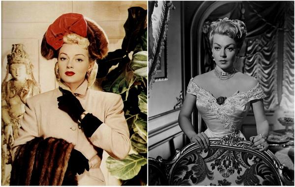 Nữ hoàng MGM Lana Turner thời hoàng kim, những năm 1950.