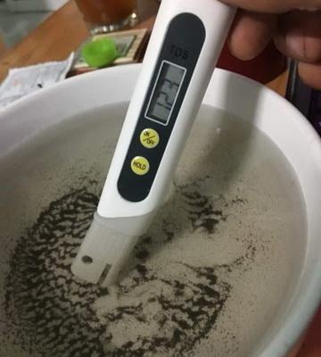 Nguồn nước bẩn được Công ty CP Phát triển nước sạch Hưng Đạo cung cấp không đảm bảo chất lượng.