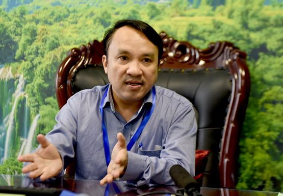 PGS.TS. Dương Đình Chỉnh.